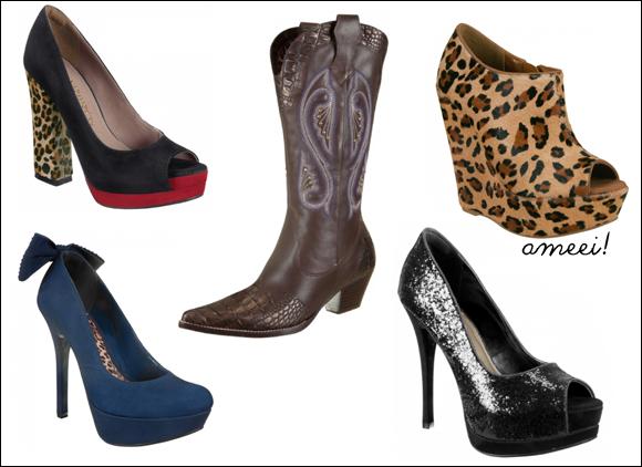 f7d1ec0f9 Apesar dessa coleção não ter muita variedade, tem sapatos lindos de viver  como os que eu separei acima.